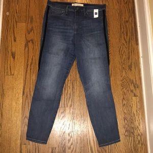 gap true skinny super high-rise jeans